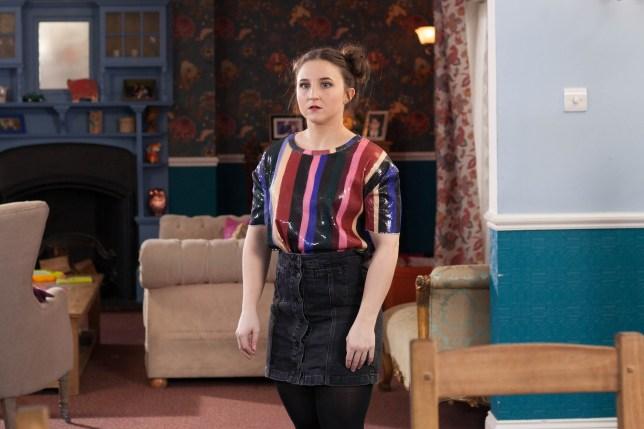 Esther Bloom leaves Hollyoaks