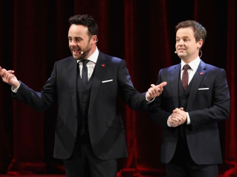 Declan Donnelly is a no-show at RTS Awards after Ant's return to rehab