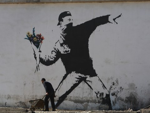 Who is Banksy and what does he look like, as new video emerges?