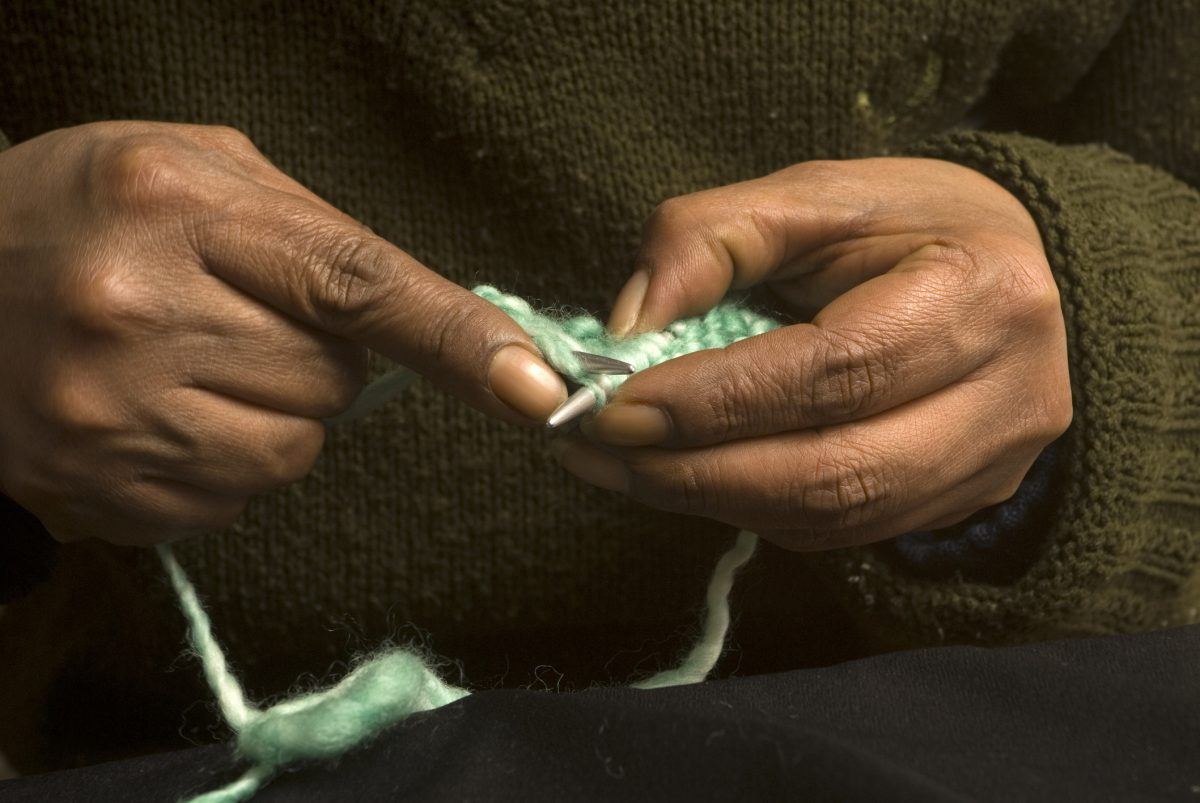 Knitting could reduce depression, anxiety, and chronic pain
