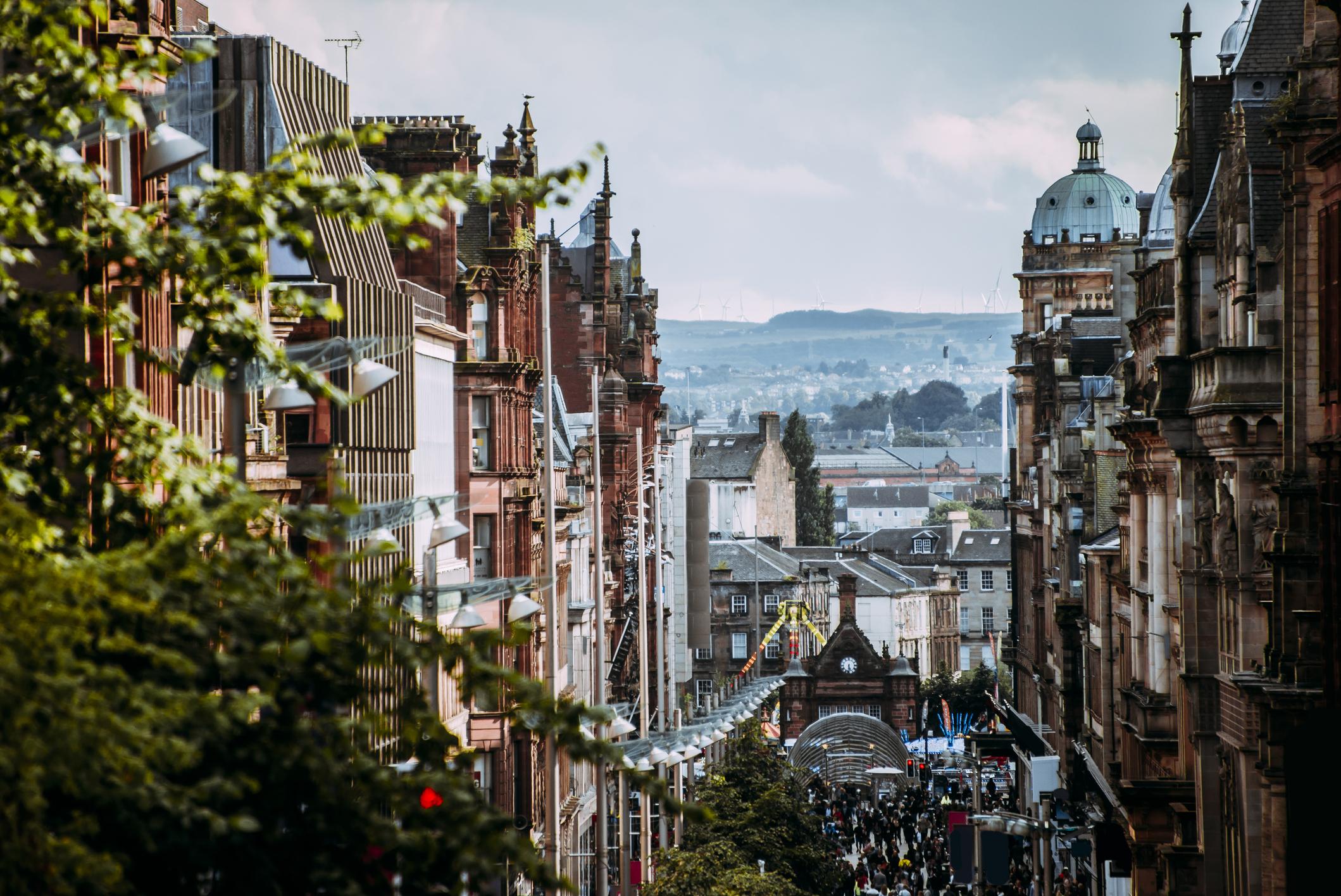 Buchanan Street, Glasgow (Picture: Getty)