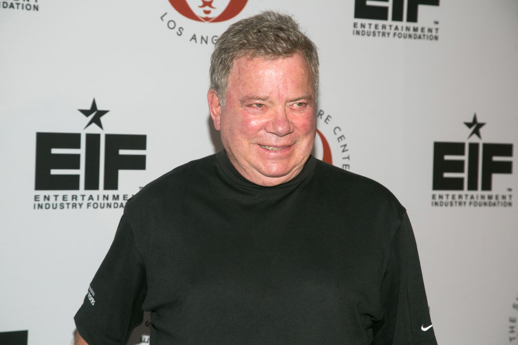 William Shatner forced to confirm he's alive after Facebook promotes death hoax