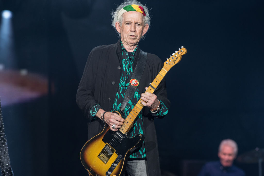 Keith Richards 'nervous' London will be most critical audience of Rolling Stones' upcoming gigs