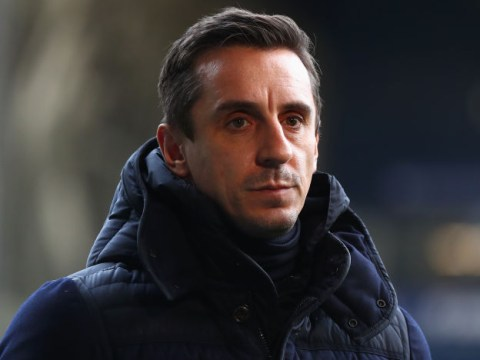 Gary Neville believes Manchester United need to do TWO things to catch Manchester City
