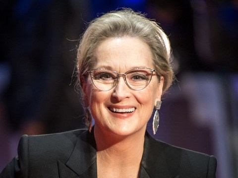 How many times has Meryl Streep been nominated at the Oscars?