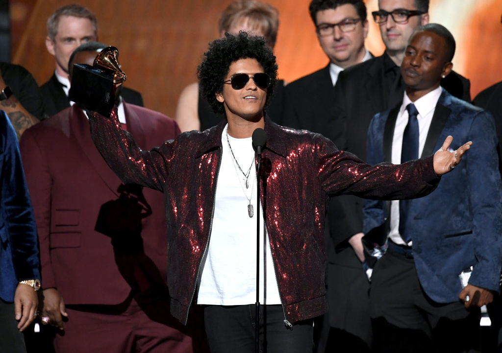 Bruno Mars fans come to his defence after singer is accused of 'cultural appropriation'
