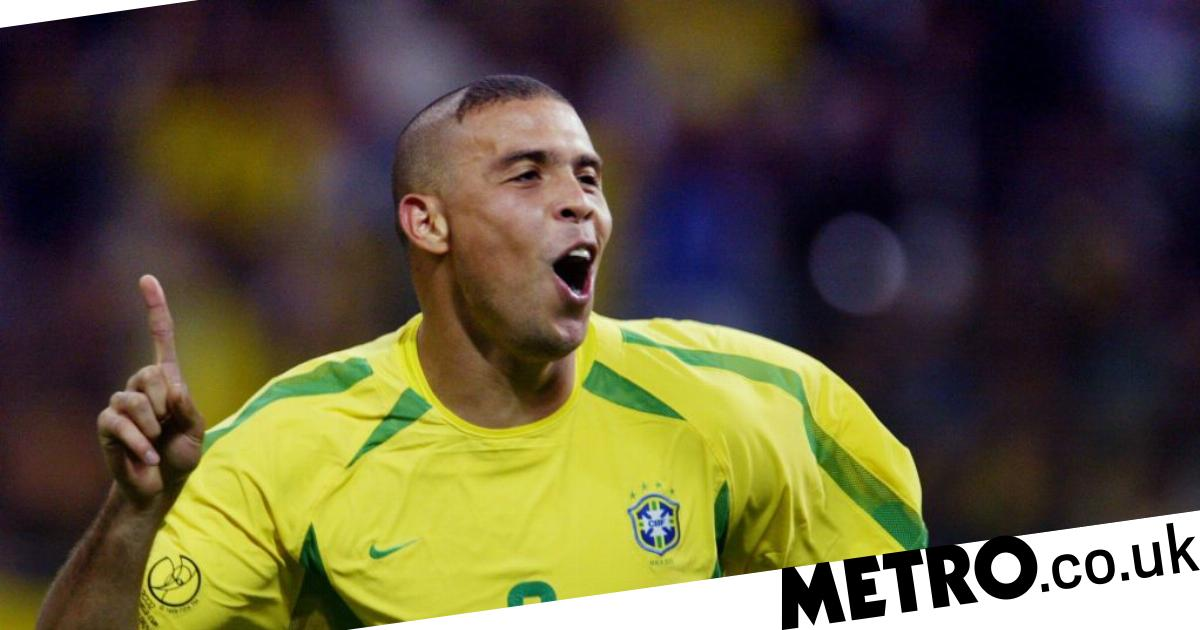 99e7d65f3 Brazilian Ronaldo finally explains the reason behind his iconic World Cup  hairstyle