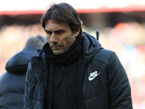Antonio Conte accuses Chelsea board of lacking 'ambition' in transfer market