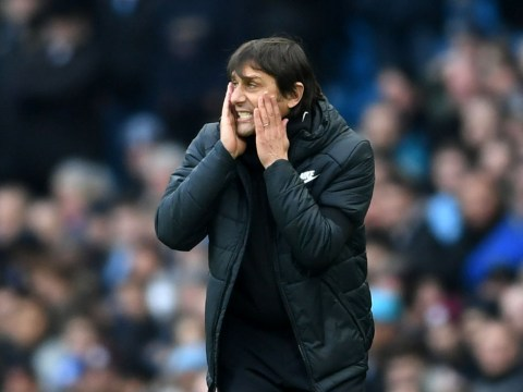 Antonio Conte brands Gary Neville and Jamie Redknapp 'stupid' for criticising Chelsea's tactics against Manchester City