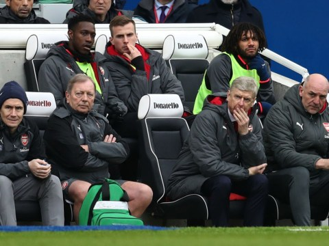 Danny Welbeck rubbishes reports of Arsenal player rift amid crisis at club
