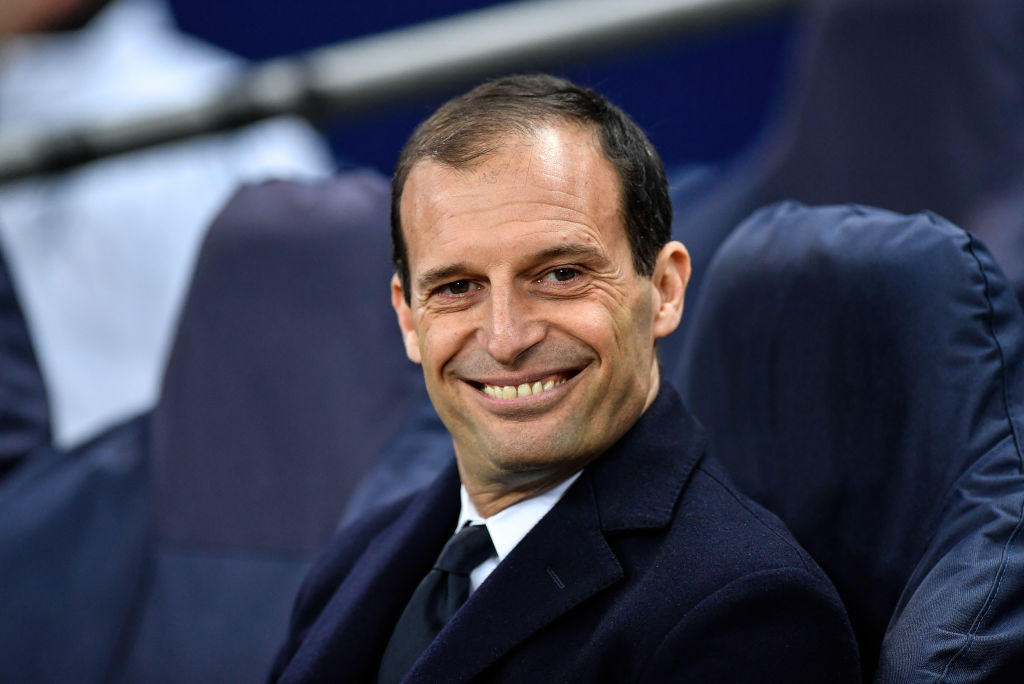 Massimiliano Allegri would accept Arsenal job – but on one condition