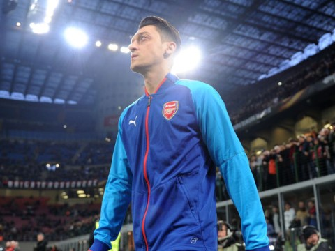 Mesut Ozil provides perfect response to Martin Keown criticism as Arsenal beat AC Milan