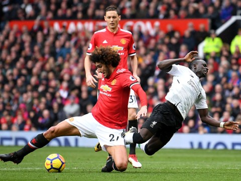 Jurgen Klopp rages at 'clear penalty' during Liverpool defeat to Manchester United