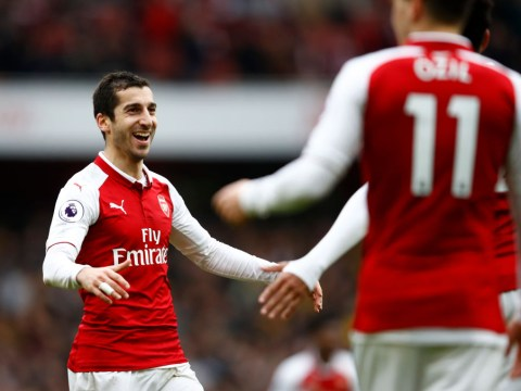 Henrikh Mkhitaryan has message for Arsenal fans who stayed away