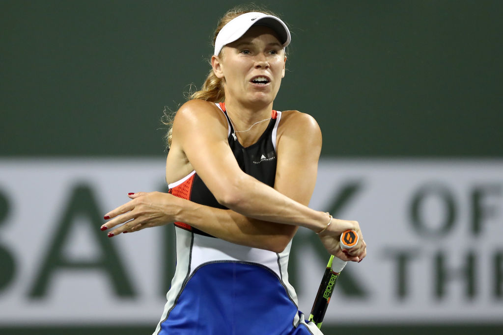 Caroline Wozniacki reveals the shocking abuse she suffered during defeat to Monica Puig
