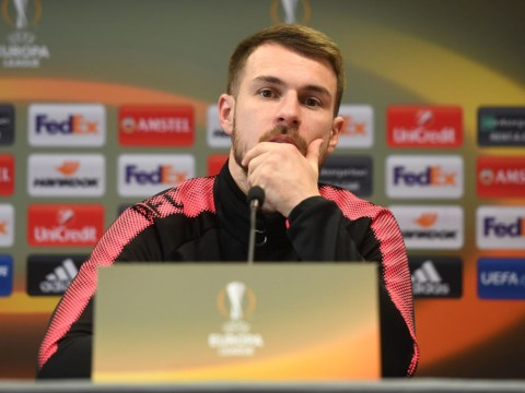 Aaron Ramsey reveals reason for stalled contract talks at Arsenal