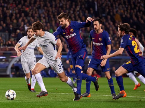 'Same old story' – Michael Ballack hits out at referee for failing to award Chelsea a penalty against Barcelona