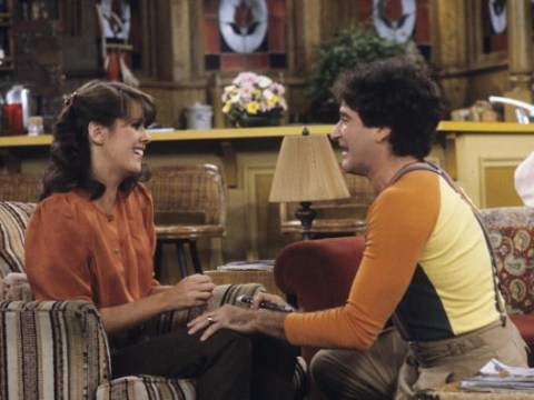 Robin Williams 'grabbed and flashed' Mork & Mindy co-star on set – but it was 'so much fun'