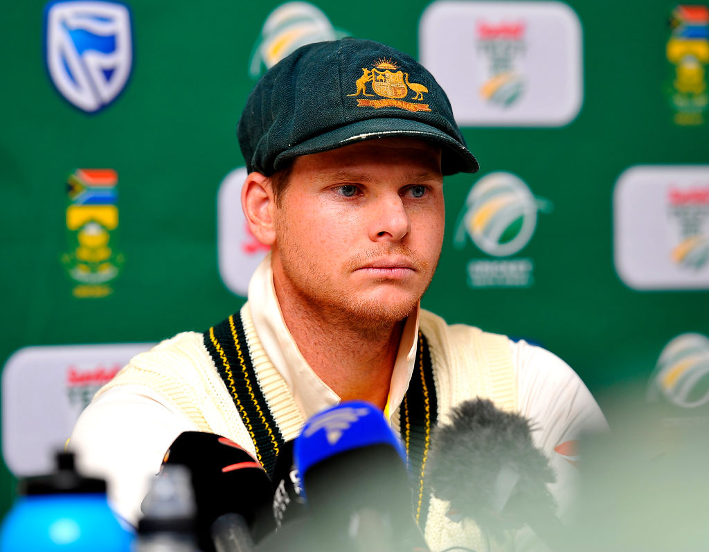 Steve Smith and David Warner step down for remainder of South Africa Test following ball-tampering revelation