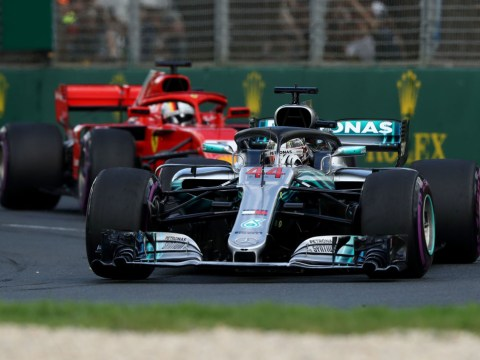 Formula 1 Italian Grand Prix start time, TV channel and odds