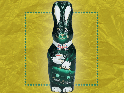 An After Eight Easter bunny is here and it sounds amazing