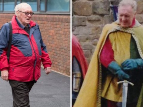 Reenactment enthusiast jailed after using golden cloak to hide hands while groping women