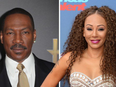 Looks like Eddie Murphy has blocked Mel B from talking about him in autobiography