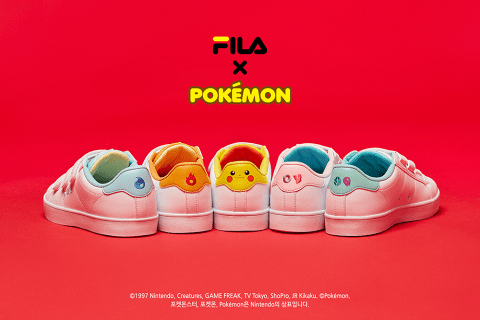Fila x Pokemon is the trainer collaboration we didn't know we needed