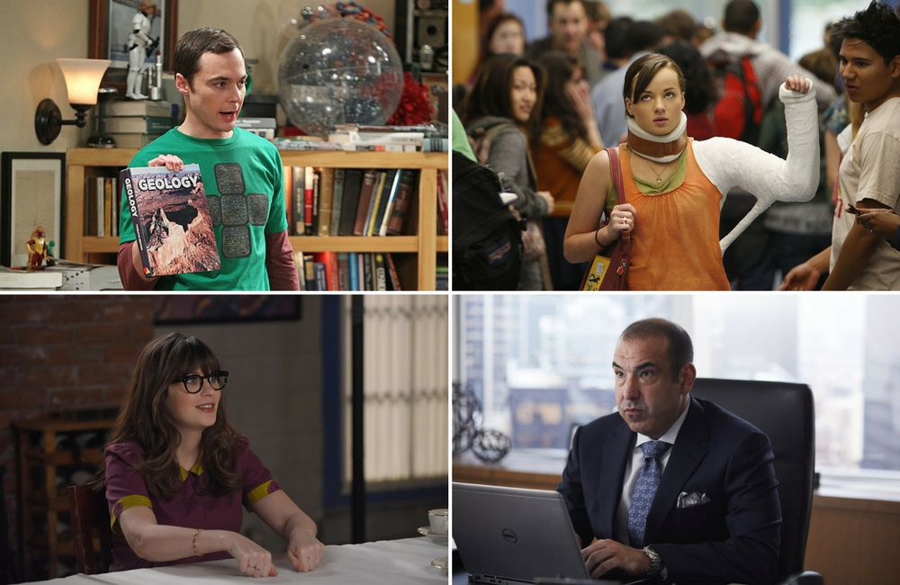 From New Girl's Jess to Friends' Ross: 10 of TV's most awkward characters