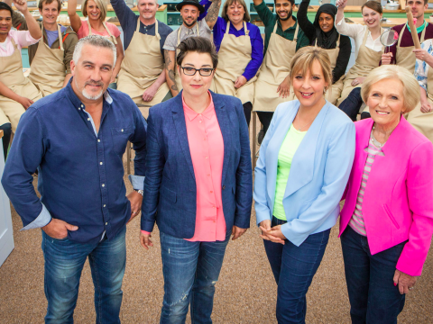 Great British Bake Off is coming to Netflix so you can relive all those soggy bottoms