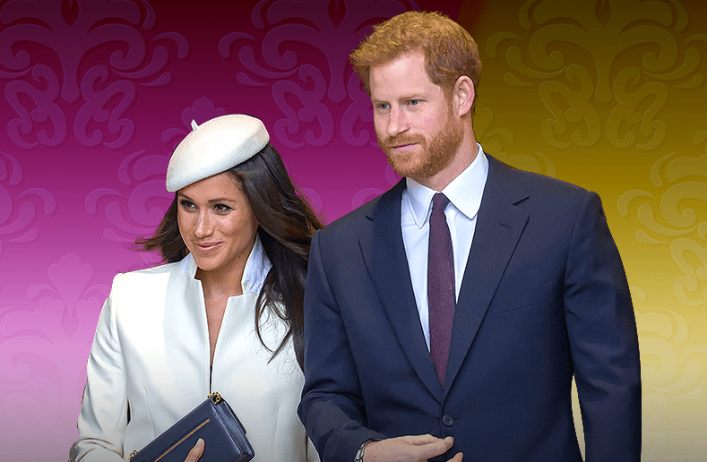 Harry and Meghan wedding cost picture: REX
