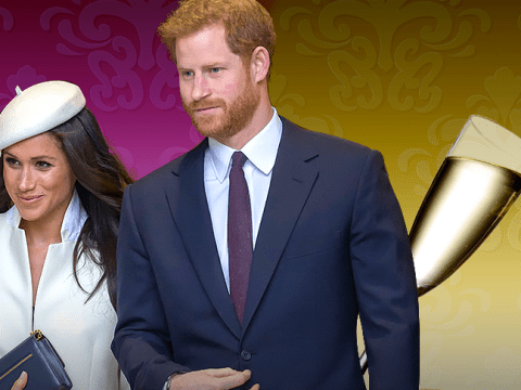 Prince Harry and Meghan Markle's royal wedding in numbers – 16,000 glasses of champagne, 23,000 canapes and 40 portable loo units