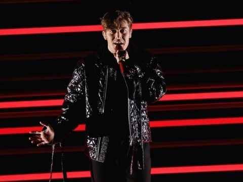 Eurovision 2018 artists overcome lack of LED light shows by bringing their own – but it's not breaking the rules