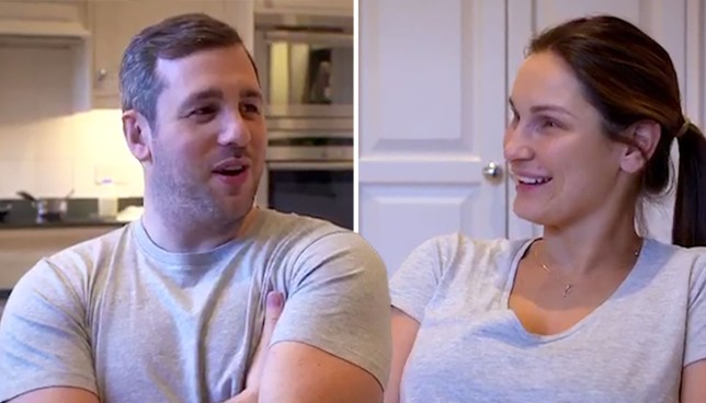 Caption: Sam Faiers, The Mummy Diaries (Picture: ITVBe) Provider: ITVBe