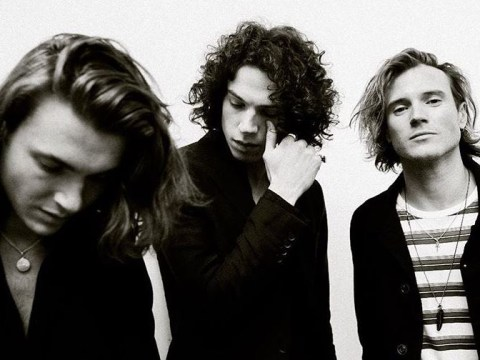 Dougie Poynter joins new band INK after McFly break