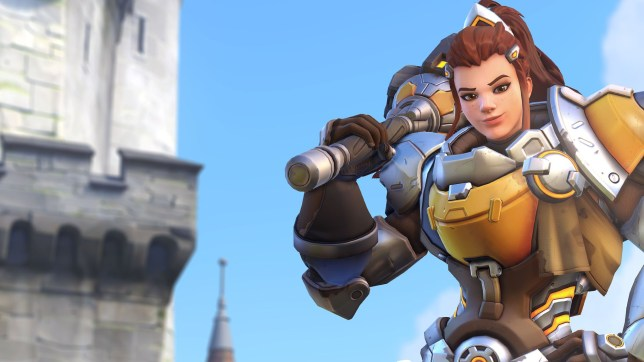 Overwatch gets a brand new fighter