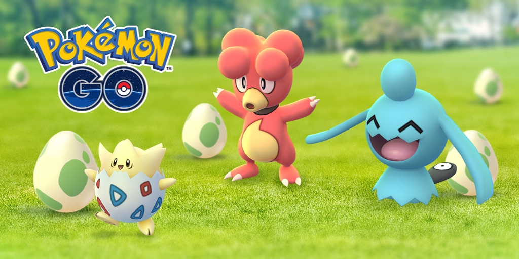 Pokémon GO Eggstravaganza 2018 starts this week