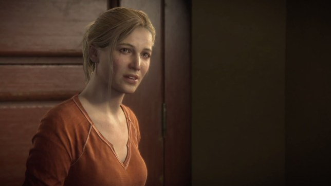 Elena Fisher - one of gaming's great female characters
