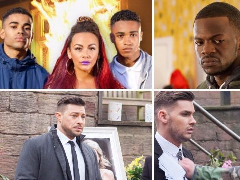 10 Hollyoaks spoilers: McQueens fire horror, Ryan murder plan and Shane framed