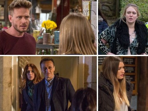10 Emmerdale spoilers: Child abuse scandal, Ross' acid attack rage and Rebecca attacks Joe
