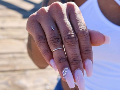 People are piercing their fingers instead of wearing engagement rings