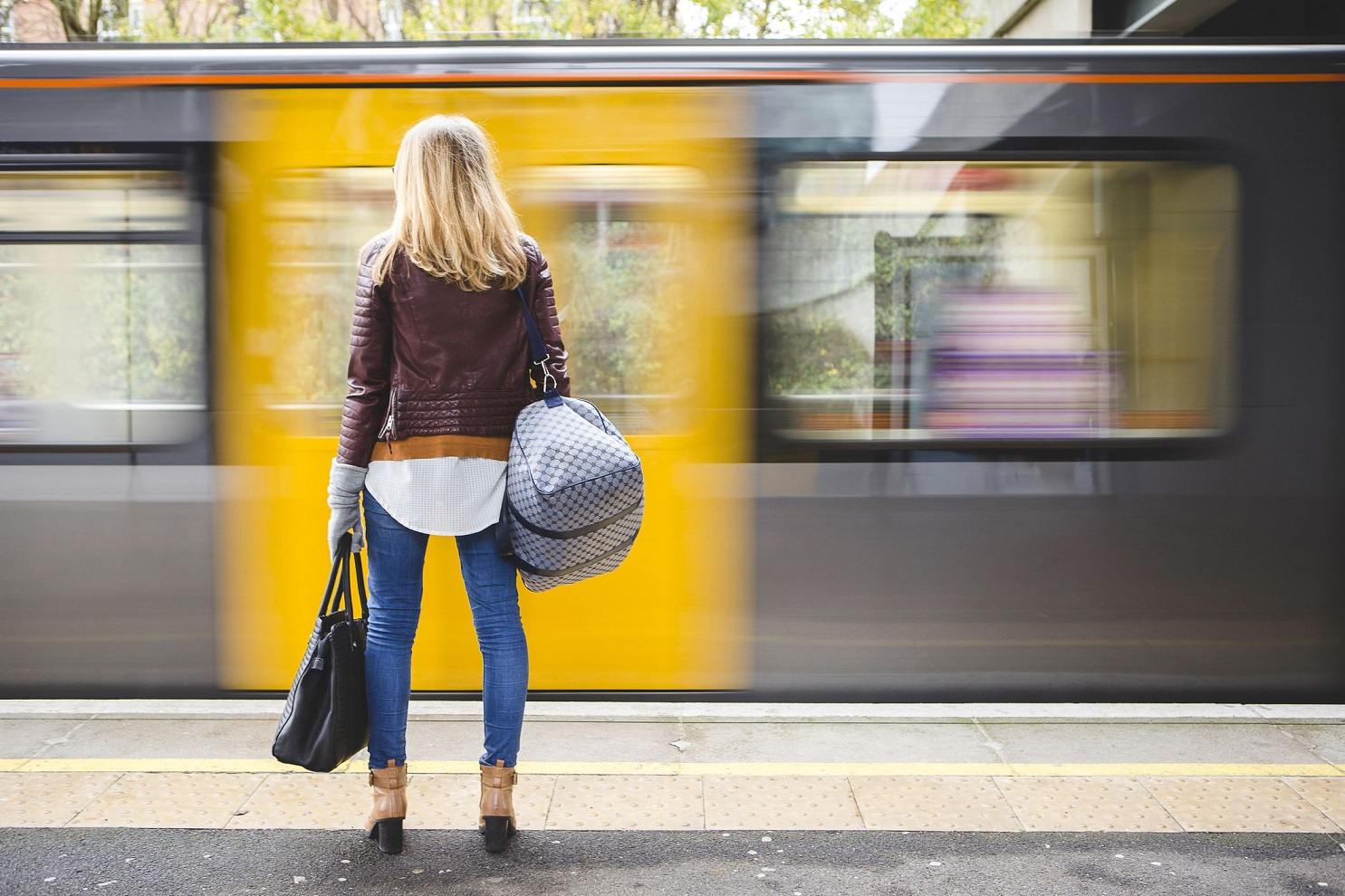 The future of British rail according to the women who move the country forward