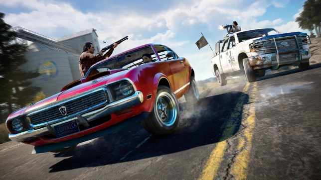 Far Cry 5 update fixes gameplay bugs and co-op issues – patch notes