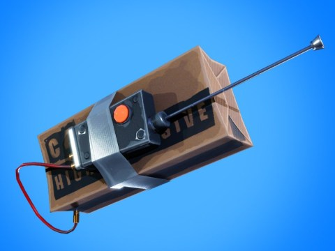 Fortnite to add remote explosives to Battle Royale