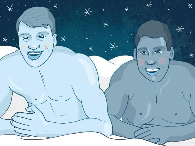 Body diversity in men
