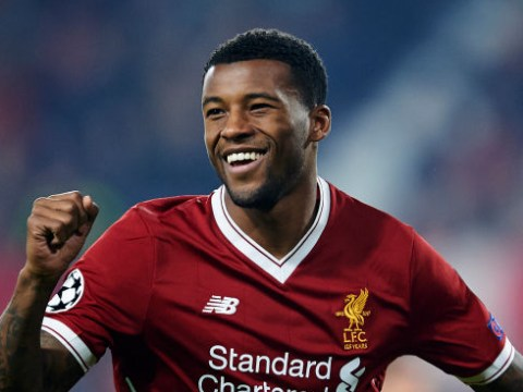 Georginio Wijnaldum reveals who he wants Liverpool to avoid in Champions League draw