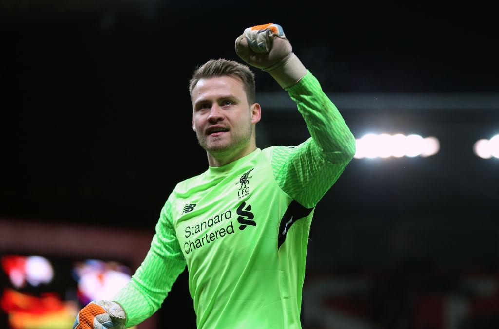 Simon Mignolet preparing for Liverpool exit this summer