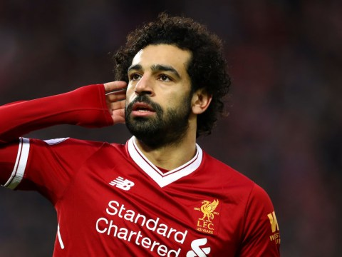 Mohamed Salah posts update after injury scare in Liverpool win over Manchester City
