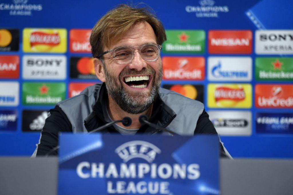 Jurgen Klopp reveals text message from Manchester City midfielder Ilkay Gundogan after Champions League draw