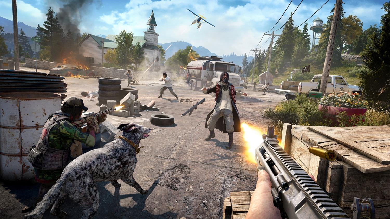 Far Cry 5 (PS4) - way of the gun